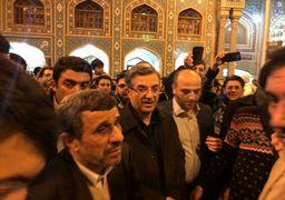 احمدی نژاد برای انتخابات 98 برنامه دارد/ توزیع 79 هزار سکه در دولت نهم و دهم