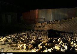 واکنش پلیس به بیرون آمدن «اژدها» پس از زلزله کرمانشاه!