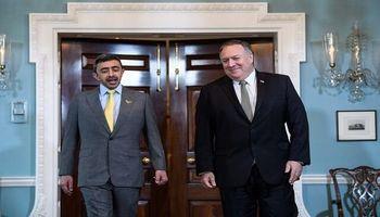 امضای یادداشت تفاهم مذاکرات استراتژیک بین آمریکا و امارات