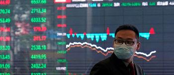ریزشهای پیدرپی بازارهای بورس آمریکا و اروپا