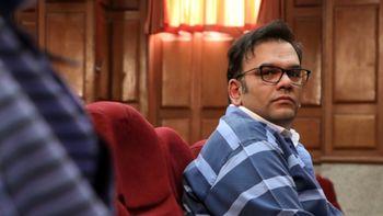 متهم امامی:  از رسانهای شدن و دوربینها ناراحت هستم/  هر حکمی برایم لازمالاجراست
