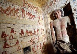 کشف مقبرهای با عمر  4400 سال