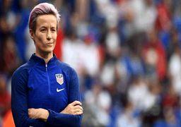 این رئیس جمهور حال بهم زن و غیر ورزشی!