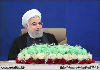 روحانی: از طریق فضای مجازی و سیستم الکترونیک می توان با فساد مبارزه کرد