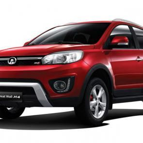 Great Wall Haval M4 Photo Gallery