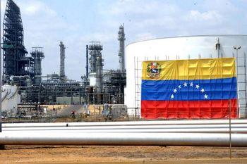 آمریکا صادرات نفت ونزوئلا را فلج کرد / پایین ترین میزان صادرات در 77 سال اخیر