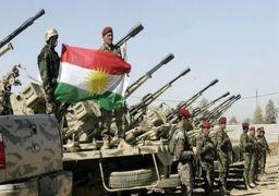 حمله مجدد توپخانه ای نیروهای اقلیم کردستان به مواضع ارتش عراق در کرکوک