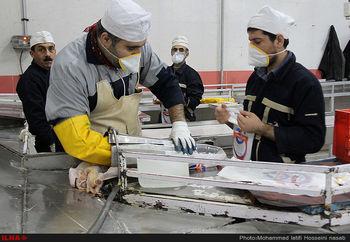 تأمین ۵۰ درصد مرغ مصرفی مردم تهران از میدان بهمن