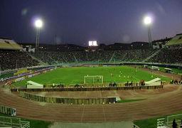 سرقت کابلهای استادیوم غدیر اهواز!