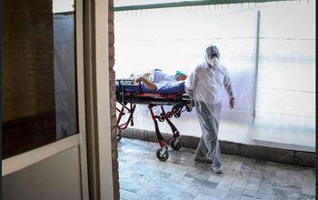 رشد نسبت مرگومیر کرونا در ایران