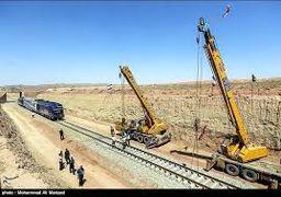 اتصال 21 مرکز استان به شبکه ریلی تا پایان برنامه ششم