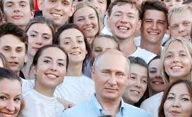 سطح محبوبیت پوتین در روسیه به پایینترین حد رسید