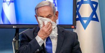 تقلید مضحک نتانیاهو از ترامپ