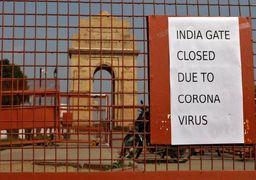 کرونا در جهان؛ ثبت بیشترین آمار ابتلا در یک روز در هند