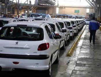 دنده عقب قیمت خودرو در بازار