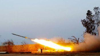 شهرکهای صهیونیستی هدف حمله موشکی قرار گرفت