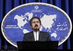 واکنش وزارت خارجه به ادعاهای رئیس اداره اطلاعات ملی آمریکا