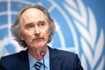 قانون اساسی سوریه در ژنو تدوین میشود