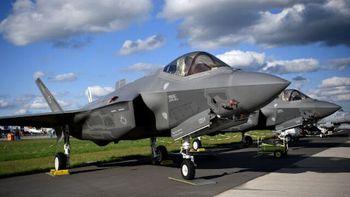 اسرائیل در تلاش برای فروش جنگندههای اف-۳۵ با کیفیت پایین به امارات