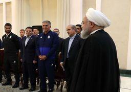 سرود تیم ملی فوتبال ایران منتشر شد+ فایل صوتی