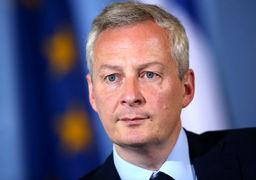 وزیر دارایی فرانسه: با ترامپ روبهرو میشویم/ مالیات بر تکنولوژی آمریکا اولین گام است