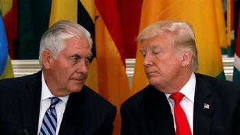 تیلرسون: اقدامات ترامپ خطرناک هستند
