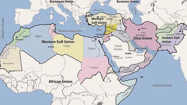 طرح محرمانه روسیه برای خاورمیانه