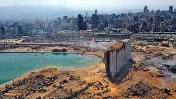 برآورد اولیه از میزان خسارات انفجار بیروت