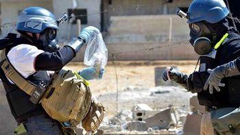 کارشناسان سازمان منع تسلیحات شیمیایی امروز وارد شهر دوما سوریه میشوند