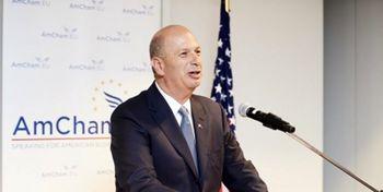 سفیر آمریکا در اروپا: کانال مالی ایران و اروپا تاثیر چندانی ندارد