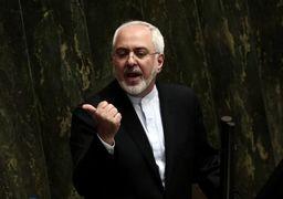 ظریف به لیست تحریم های آمریکا اضافه شد/ واکنش وزیر