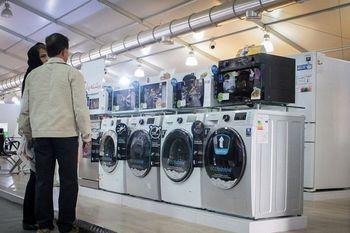 قیمت لوازم خانگی در بازار تهران؛ تلویزیون جی پلاس 4 میلیون تومان/ لباسشویی پاکشوما 7 میلیون تومان