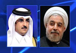 دومین تماس تلفنی دوحه با تهران / دیپلماسی فعال روحانی در برابر انفعال بن سلمان