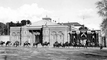 تهران قدیم را در حین جنگ جهانی دوم ببینید+ فیلم