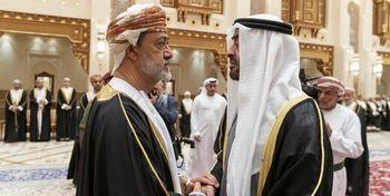 نقشهای که امارات برای ایران و عمان کشیده است