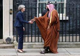 رزمایش نظامی مشترک عربستان و انگلیس
