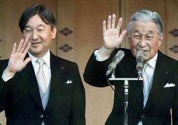 امپراتور ژاپن پس از 30 سال از منصب خود کنار رفت