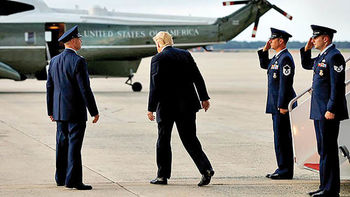 کودتای اداری علیه ترامپ