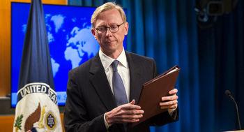 برایان هوک: اختلاف با اروپا بر سر ایران تاکتیکی است