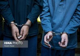 دو سارق در لباس نهادهای انقلابی