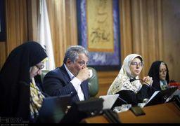 تصاویر امروز جلسه شورای شهر تهران