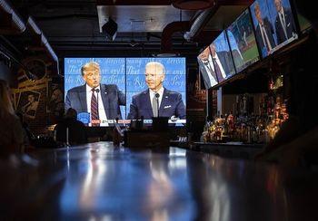 وال استریت ژورنال: مناظره دوم ترامپ و بایدن لغو شد