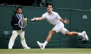 صعود دو اسطوره به دور سوم تنیس ویمبلدون