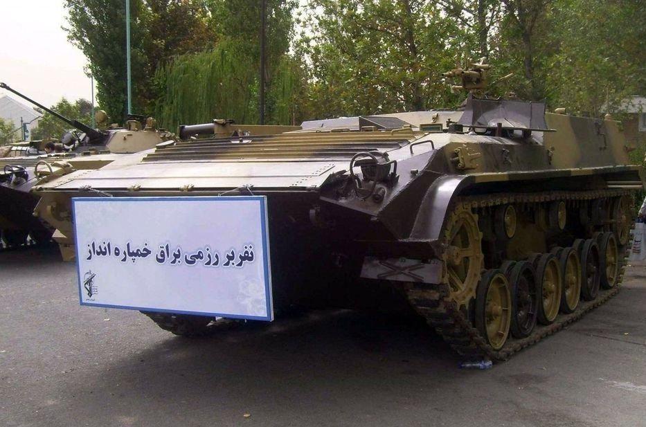 مهمترین نفربر ایرانی را بشناسید + عکس