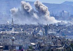 اهداف حملات هوایی اسرائیل به سوریه + عکس و فیلم