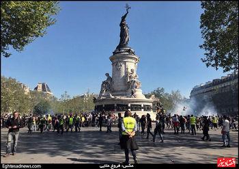 چهل و یکمین شنبه اعتراض جلیقه زردها