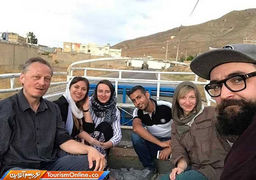 مردم کدام کشورها بیشتر به ایران سفر کرده اند؟