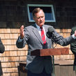 افشای محتوای یک تماس تلفنی جنجالی/ بوش پدر و ملک فهد در شب جنگ عراق و کویت چه گفتند؟