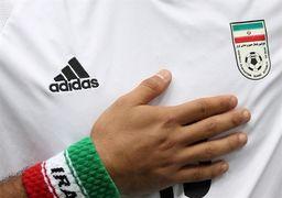 ملیپوشان فوتبال ایران آچارکشی شدند +گزارش تصویری