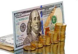 گزارش نهایی «اقتصادنیوز» از بازار طلا و ارز پایتخت؛ روند معکوس قیمت دلار و سکه